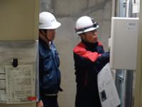 電気保安業務